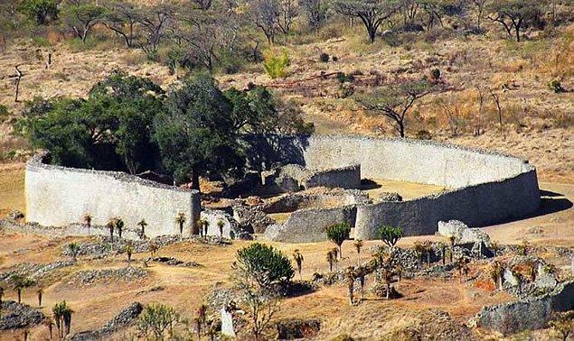 6. Zimbabwe: Afrika'nın Ortaçağ Krallığı