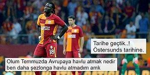 İlk Kez Avrupa'ya Giden Östersunds'un Galatasaray'ı Elemesine Kayıtsız Kalamayan 23 Taraftar