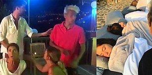 Dün Gece Ege Depreminde Yaşananlar