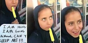 Suriyeli Kılığına Girerek Dilenen Adanalı Kız