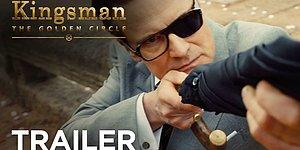 Kingsman: The Golden Circle'dan Aksiyon Dolu Fragman Geldi