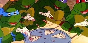 Pizza Siparişine Göre Hangi Ninja Kaplumbağa Olduğunu Söylüyoruz!