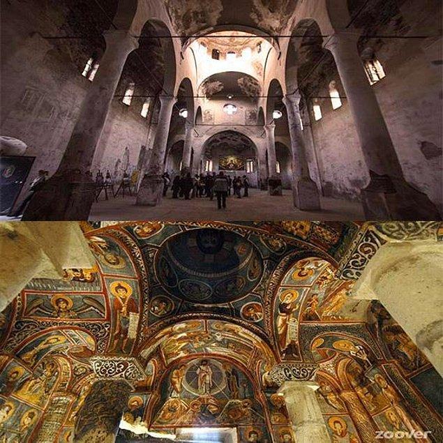 27. Tarihi Yeraltı Şehirlerinden Selçuklu Mimarisine, Bizans Sanatının İlk Temsillerinden Hitit Sanatına Araştıran İnceleyen Gezen Öğrencilerden Olun