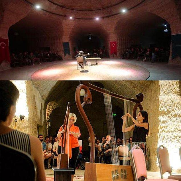 30. Geleneksel Türk Müziği /Folklörü ile Uluslararası Alanda Önemli Klasik ve Caz Müziğinin Temsillerini Dinleyen Öğrencilerden Olun