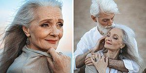 Rus Fotoğrafçıdan Yaşlı Bir Çiftin Yıllara Yenilmeyip Taptaze Kalmış Aşkını Yansıtan 12 Kare