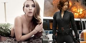 Kah Süper Kahraman Kah Kafası Karışık Bir Kadın! 13 Adımda Çarpıcı Yeteneğiyle Scarlett Johansson