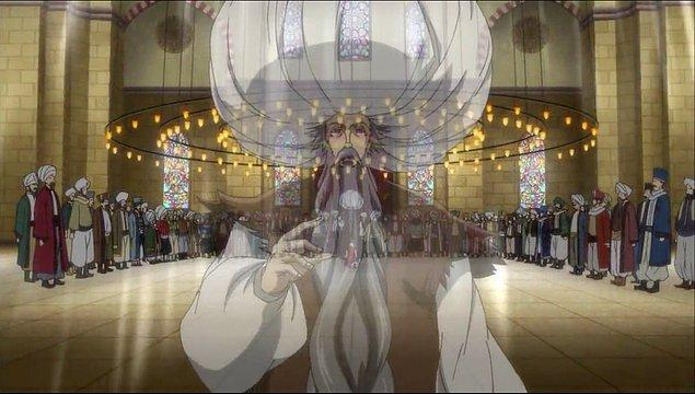 Bu anime, aynı adlı manga serisinden ilham almakta ve 2007 yılından beri yayında olan 18 cildi bulunan mangayla şimdilik paralel gidiyor.