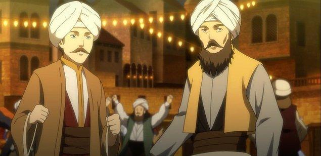 Bu yeni anime hakkında bildiklerimiz bunlar. Sizce bu animedeki Osmanlı kültürü insanların ilgisini çekecek mi?