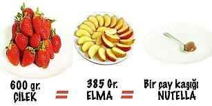 Göründükleri Kadar Masum Değiller: Besinlerdeki Kalori Hakkında Çok Şaşırtıcı 19 Bilgi