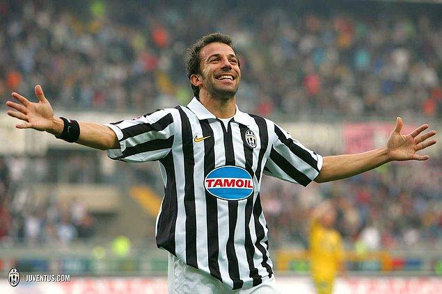 20. Alessandro Del Piero - 140 milyon Euro