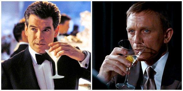 9. James Bond aslında tek bir kişi değil, farklı kişilere atanan bir kod adıdır.