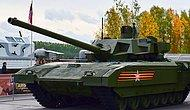 Rusya'nın Yeni Nesil Ölümcül Tankkı T14 Armata Super Tank