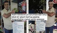 Adres Tarif Etmekten Bıktığı İçin Dükkana Maketini Yerleştiren Alaçatı'nın Erdal Bakkal'ı