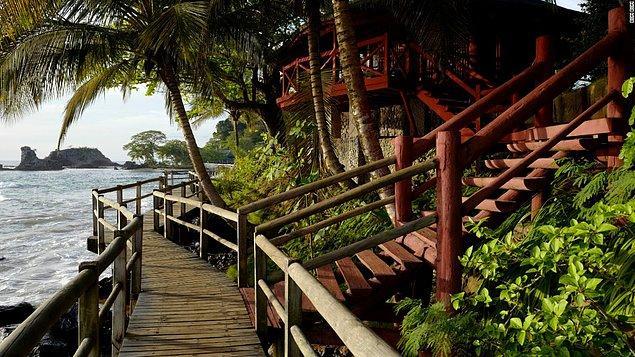 2. Bom Bom Resort, Sao Tome