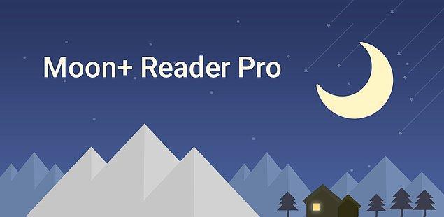 10. Moon+ Reader