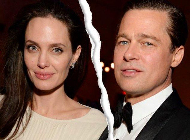 Magazin haberleri ve gazeteleri ikilinin ayrılık sebebini 'hayat tarzı farklılıkları' olarak haber yapsa da Angelina asıl sebebin çok farklı olduğunu her zaman söyledi.