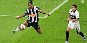 Ronaldinho'dan Zidane'a Futbolda Top Kontrolünü En İyi Şekilde Yapan Futbolcular