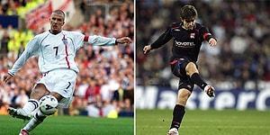 Topun Başına Geçtiği Zaman Rakibe Korku Salan Futbol Tarihinin En İyi Frikik Ustaları