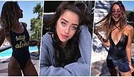 Instagram Paylaşımlarıyla Dikkatleri Üzerine Çeken Hamdi Alkan'ın Genç ve Güzel Kızı Zeynep Alkan!