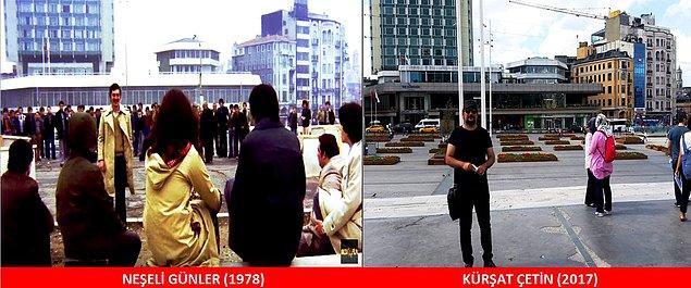2. NEŞELİ GÜNLER (1978) Sahne: Uğur, kardeşlere katılır...