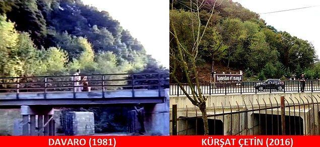 8. DAVARO (1981) Mehmet Davaro'nun, yani Memo'nun köye gelişi... Yer: Boğazköy/ İstanbul