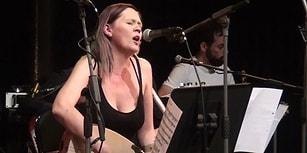 Okulunu Türk Halk Müziği ile Yüksek Bir Derece Yaparak Bitiren Amerikalı Müzisyen: Megan Davis