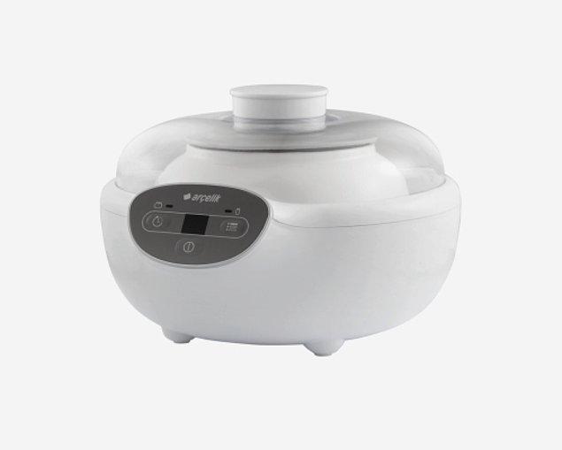 11. En mis kokulu yoğurtları eski usul evinizde kendi kendinize yapmanızı sağlayacak yoğurt makinesi