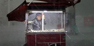 Esir Şehir! İstanbul'da Yaşanan Felaketin Ardından Objektiflere Yansıyan 35 Kare