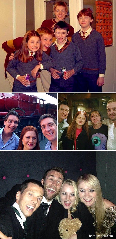 14. Harry Potter: 2002 - 2014 - 2015