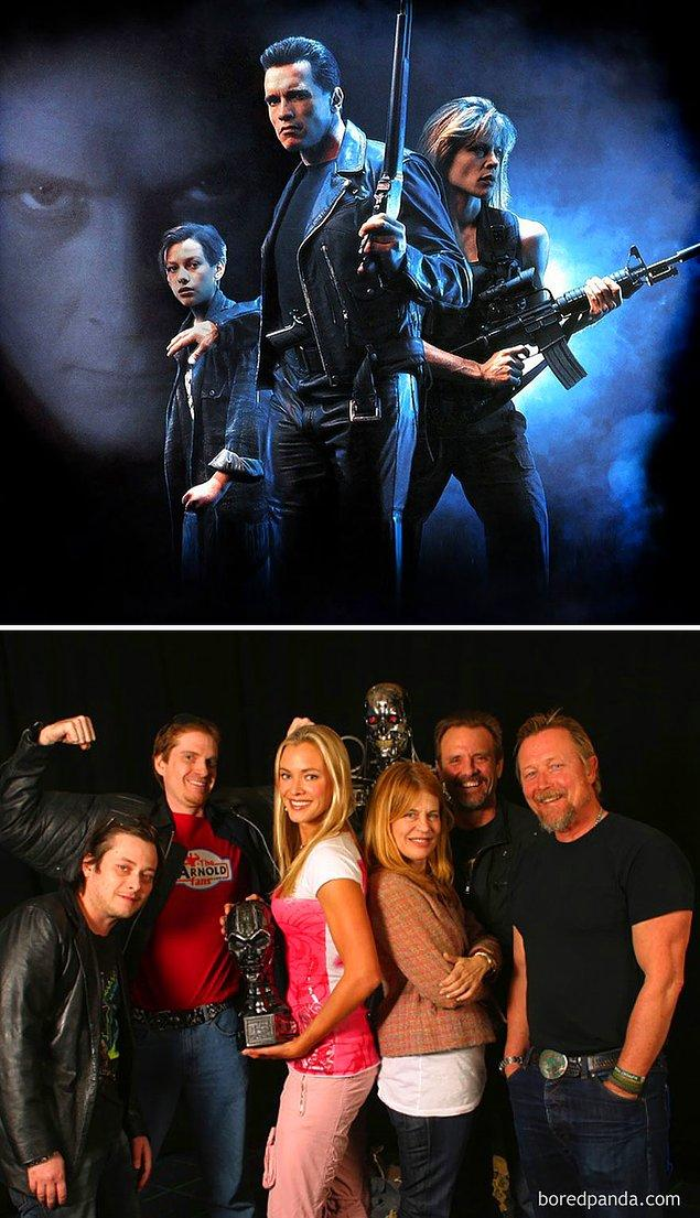 12. Terminator 2: 1991 - 2001