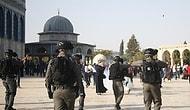 Mescid-i Aksâ'da Son Durum: 50 Yaş Altı Erkeklerin Girişi Yasaklandı