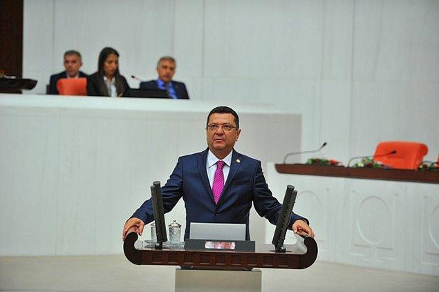 Göker, Gençlik ve Spor Bakanı Aşkın Bak'a Terim'e ödenecek tazminatı sordu.