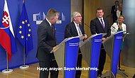 Jean-Claude Juncker: 'Eşim Arıyor Galiba Pardon Merkel'miş'