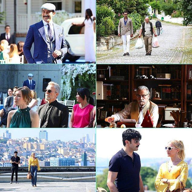 15. Onur Ünlü'nün yönettiği, Kenan İmirzalıoğlu'nun başrolde olduğu Cingöz Recai'den daha önce bahsetmiştik; şimdi ilk görseller geldi.