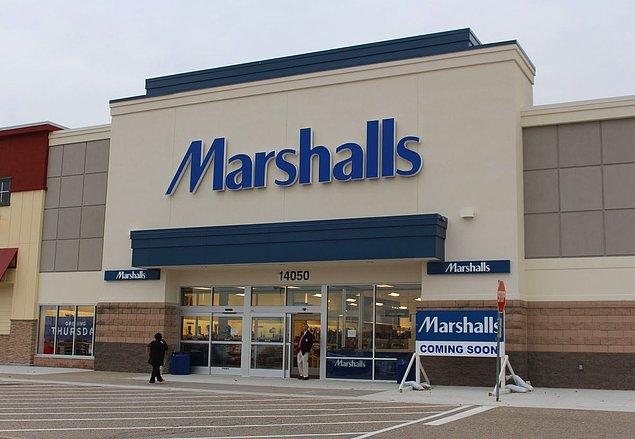 8. Marshalls