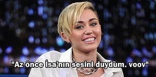 Silinmesine Rağmen İnternetin Karanlık Köşelerinden Çekip Çıkarılan 21 Miley Cyrus Tweeti