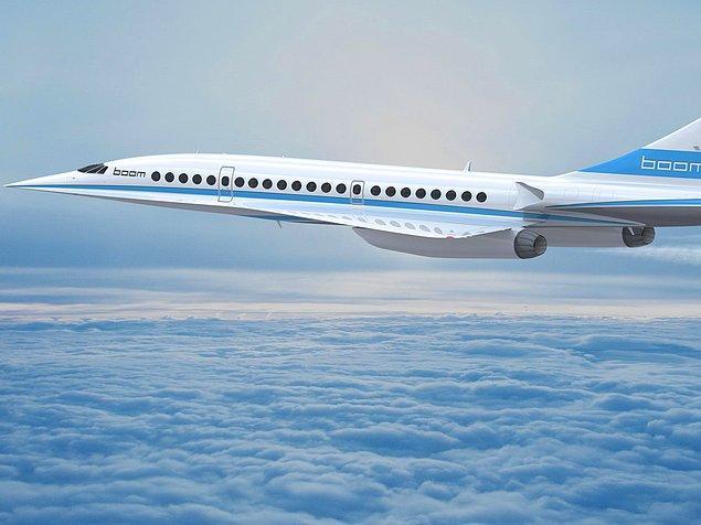 Yolcuların bir yerden bir yere ses hızında seyahat etmesini sağlayacak süpersonik uçuşlar yeniden gündemde.