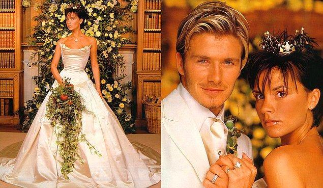5. David & Victoria Beckham