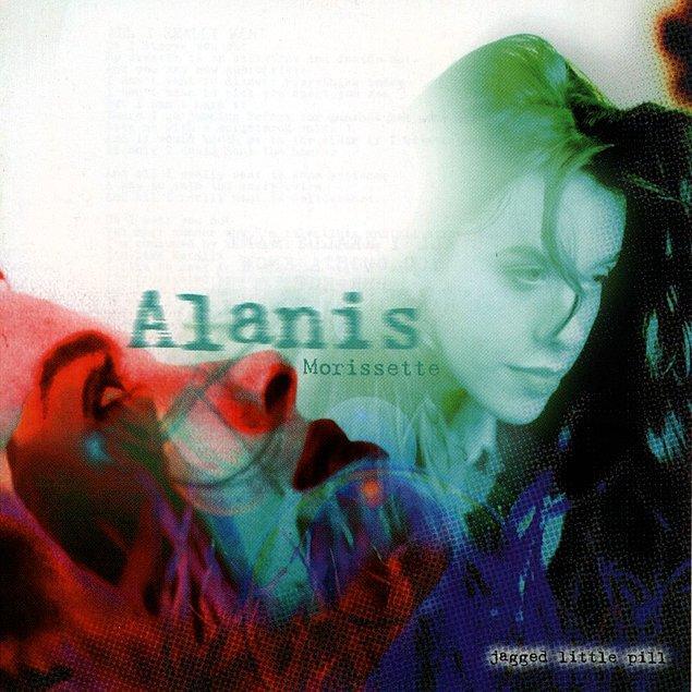 3. Alanis Morisette - Jagged Little Pill (1995)