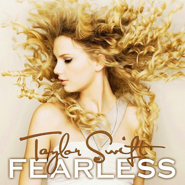 17. Taylor Swift - Fearless (2008)