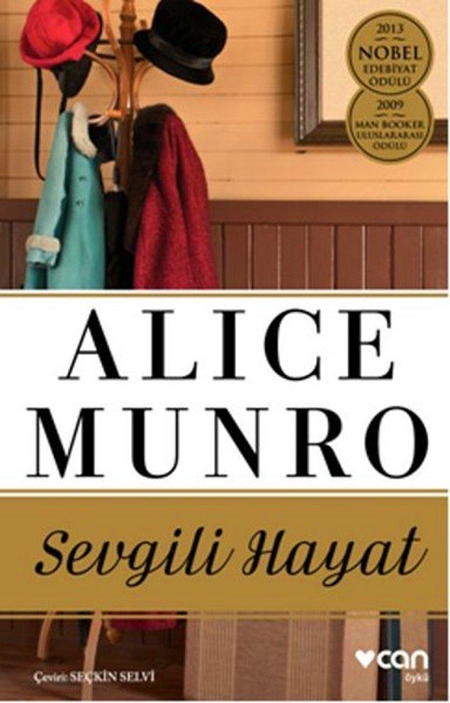 2. Sevgili Hayat - Alice Munro