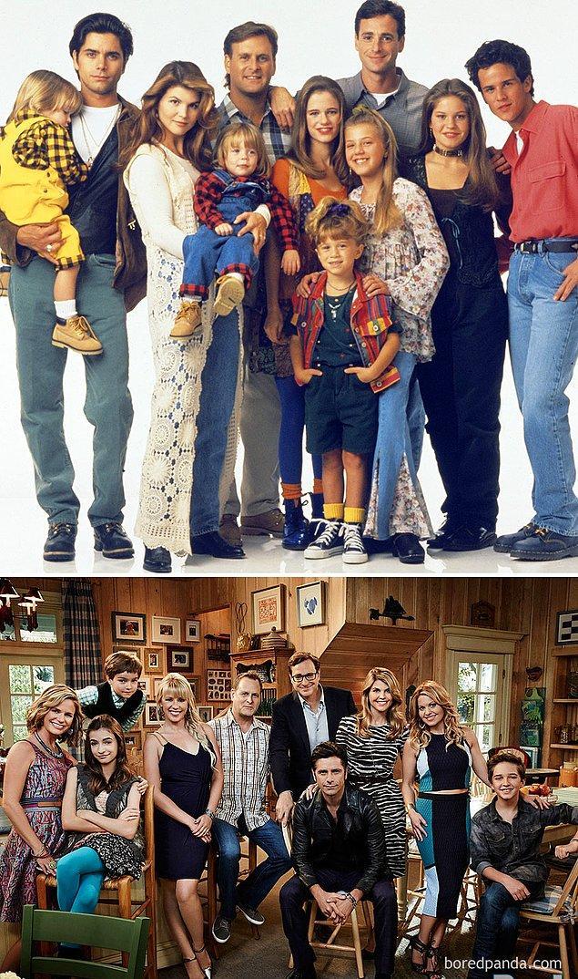 25. Full House: 1990 -. 2016
