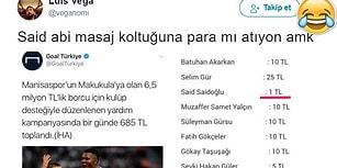 Sporla İlgili Atılan Gülme Garantili Haftanın En Komik 18 Tweeti