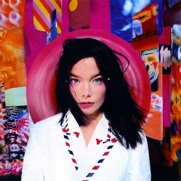 4. Björk - Post (1995)