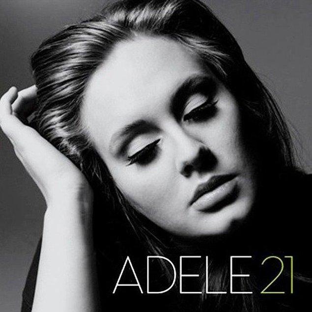 18. Adele - 21 (2011)