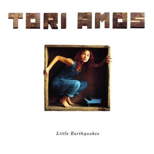 2. Tori Amos - Little Earthquakes (1992)