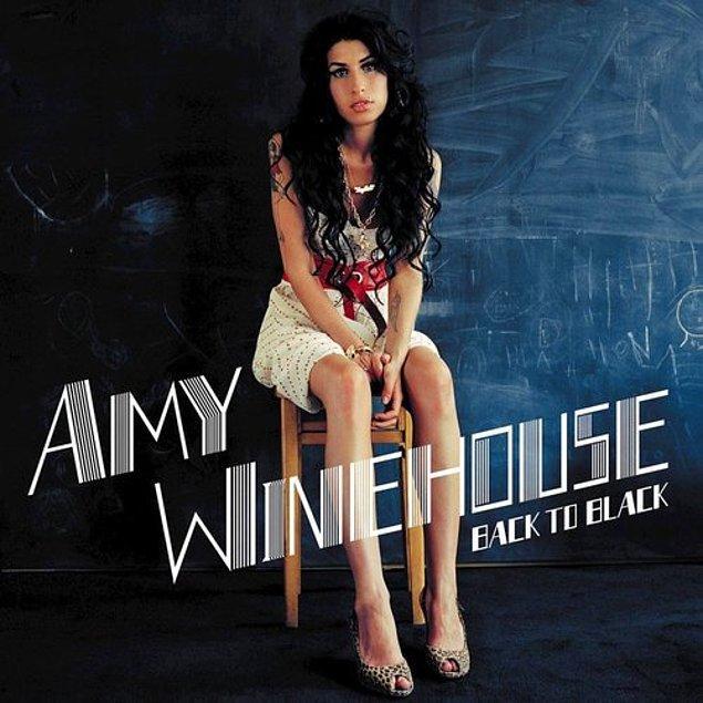 15. Amy Winehouse - Back To Black (2006)