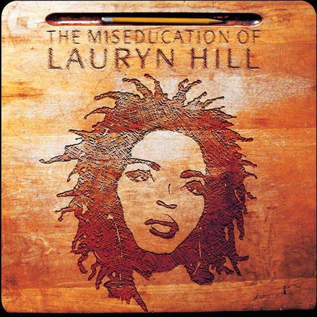 8. Lauryn Hill - The Miseducation of Lauryn Hill (1998)
