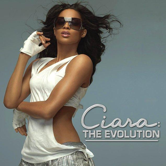 16. Ciara - The Evolution (2007)