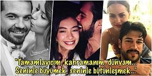 Aşklarını Dünyaya Haykırırken Instagram'ı Es Geçmemiş ve Sevgilerini Dile Getirmiş 25 Ünlü